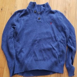 Polo sweater
